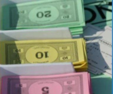 Massachusetts bar accepting Monopoly money for 2 hours