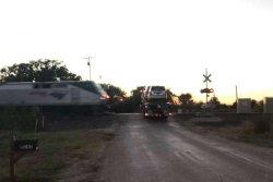 Amtrak, semi-truck collide in Oklahoma, injuring 5