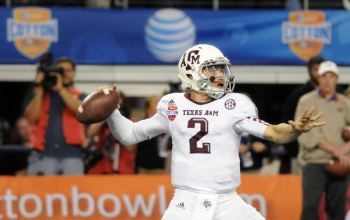 COL FB: Texas A&M 56, Vanderbilt 24
