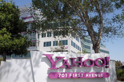 Yahoo's diversity report reveals leadership is still skewed towards men