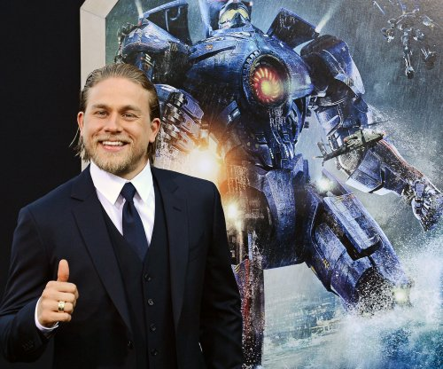 Charlie Hunnam starts work on King Arthur movie in the U.K.