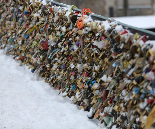 Paris says 'love locks' cause safety risks to visitors