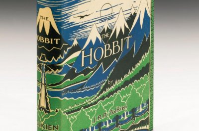 Rare first-edition copy of 'The Hobbit' auctions for record-breaking $210K