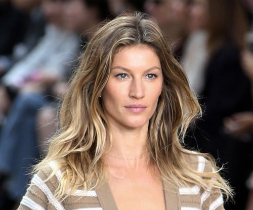 Gisele Bundchen named highest-paid model of 2015