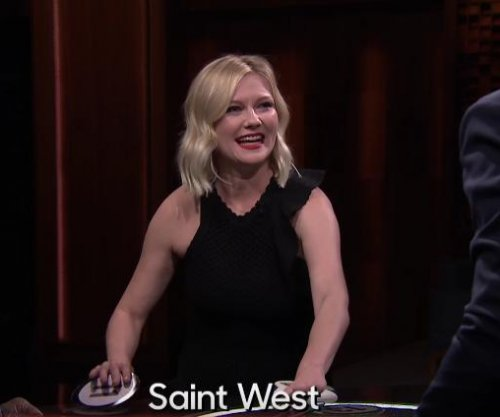 Kirsten Dunst unaware of Saint West during 'Tonight Show' game