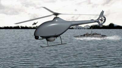 Airbus Helicopters, DCNS team for future helicopter drone