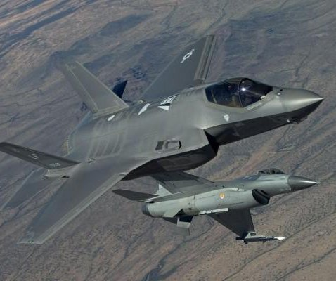 First F-35B Lightning II produced in Italy rolls off assembly line