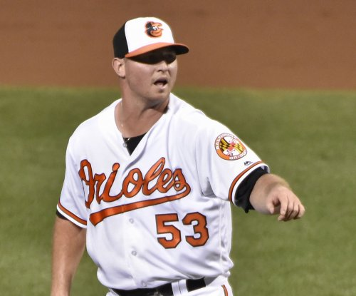 Closer Zach Britton sets record in Baltimore Orioles' win over Houston Astros