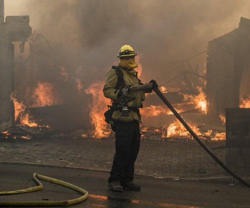 30 horses killed as wildfires consume 83,000 acres near LA