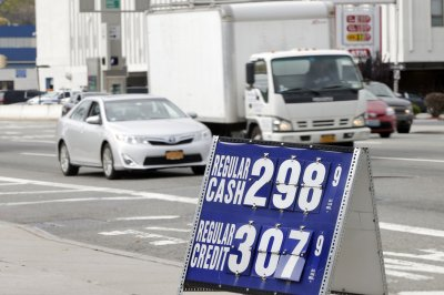 Gas prices close to a psychological threshold