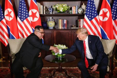 Koreas slow to enforce military accord as focus shifts to Hanoi summit
