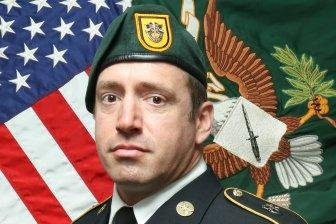 Pentagon identifies Green Beret killed in Afghanistan