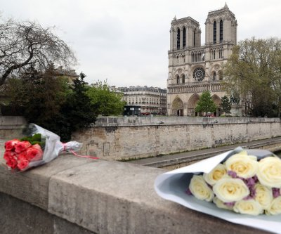 Notre Dame Cathedral to host Good Friday mass a year after fire
