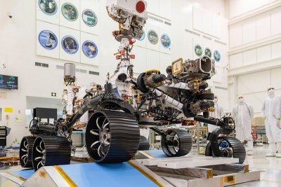 UPI News Quiz: NBA bubble, vaccine race, mission to Mars
