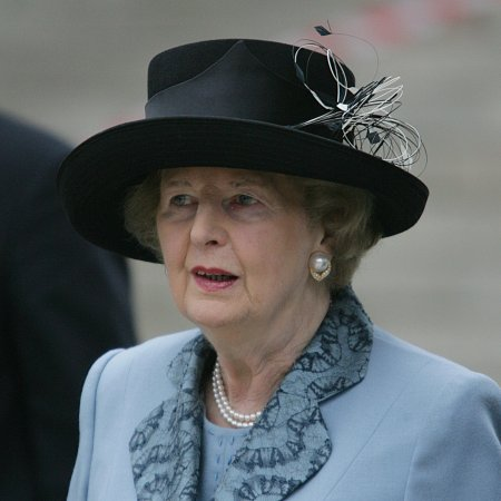 Thatcher hospitalized for tests