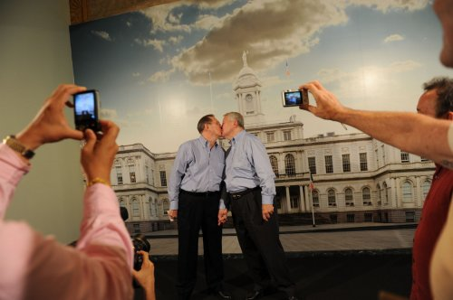 Gay marriage referendum on ballot in Maryland