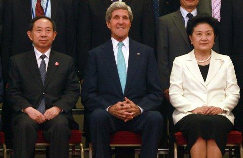 U.S.-China Strategic and Economic Dialogue concludes