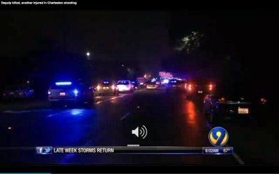 Sheriff's deputy, suspect killed in South Carolina shootout