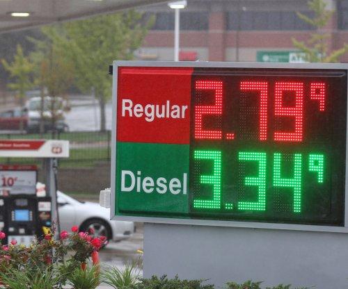Gas prices start edging lower