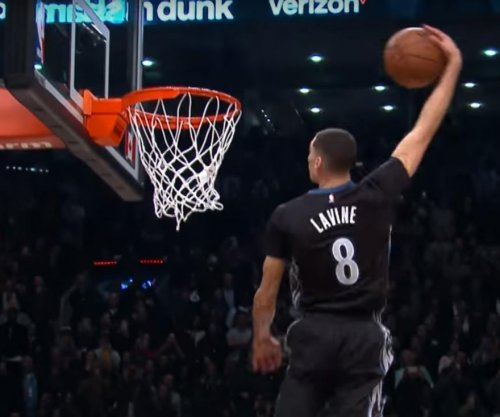 Zach LaVine, Klay Thompson, Karl-Anthony Towns stand out in All-Star events