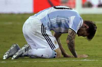 Dejected Lionel Messi retires from Argentina national team
