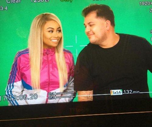 Rob Kardashian, Blac Chyna tease new reality show