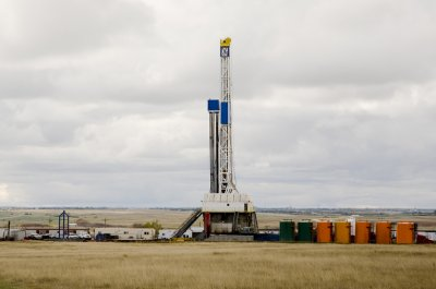 North Dakota rig count up 10 percent