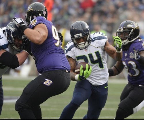 "Fantasy Football: Thomas Rawls ""practicing to play this week"""