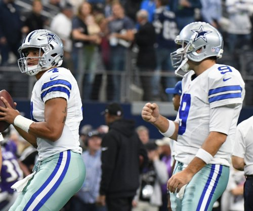 Tony Romo sharp in cameo return for Dallas Cowboys