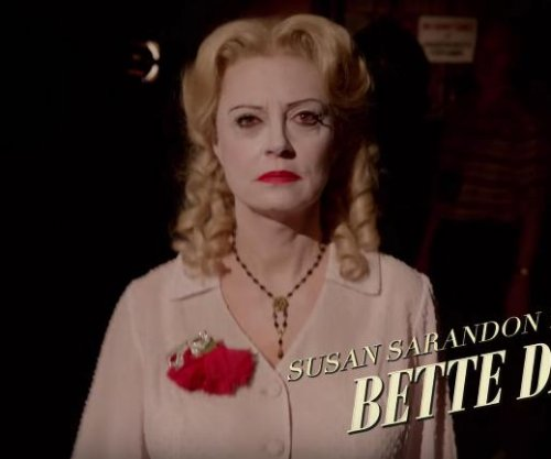 Susan Sarandon, Jessica Lange face off in 'Feud' promos