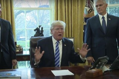 Trump content to 'let Obamacare explode' after AHCA rejected in House