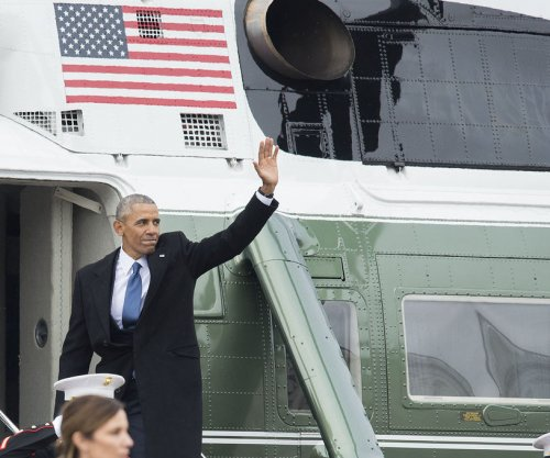 Obama to start post-presidency public life Monday in return to Chicago