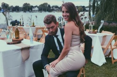 Nick Viall, Vanessa Grimaldi attend wedding amid split rumors