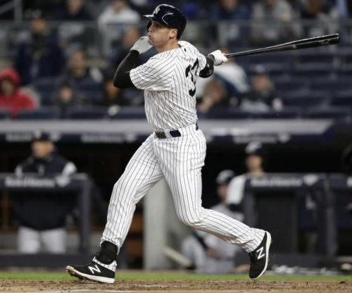 New York Yankees first baseman Greg Bird to undergo ankle surgery