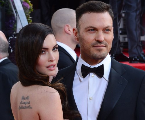 Megan Fox shares photos of her three sons on Instagram