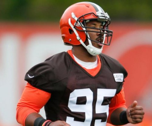 Cleveland Browns rookie DE Myles Garrett could miss extended time with ankle injury