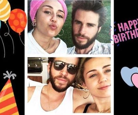 Liam Hemsworth enjoys 'perfect' birthday with Miley Cyrus in Australia
