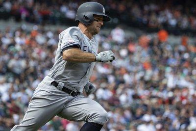 Sanchez slams three homers as Yankees blast Orioles 15-3