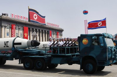 North Korea expected to test new SLBMs, report says