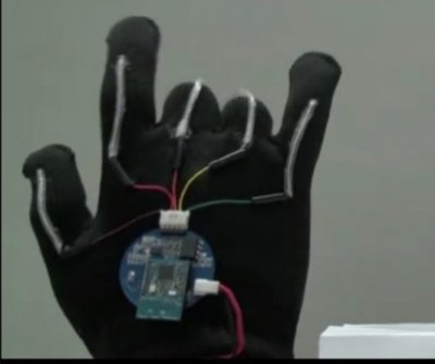 Researchers develop glove to translate American Sign Language