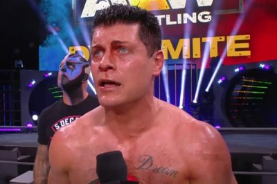 AEW Dynamite: Brodie Lee, Cody have bloody TNT title match