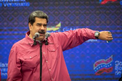 Maduro claims landslide in Venezuelan elections condemned by the West