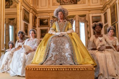 Netflix working on 'Bridgerton' spinoff about Queen Charlotte