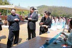 Xi Jinping thanks Kim Jong Un for flood condolence message