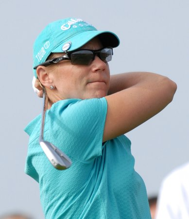 Sorenstam ends career ranked No. 3