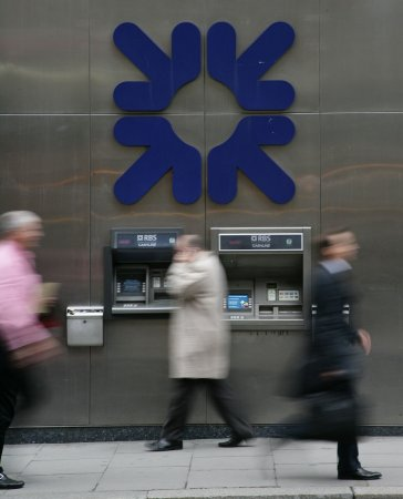 RBS to isolate $61 billion in toxic loans