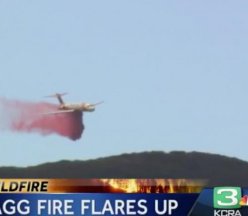 Napa Valley fire reignites, hundreds more evacuated