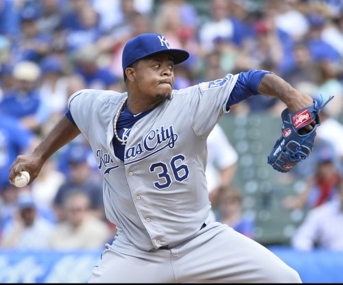 Royals' Edinson Volquez, Blue Jays' Marco Estrada to start ALCS opener