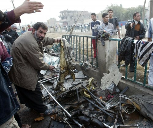 Suicide bombings kill 31 people in Baghdad's Sadr City