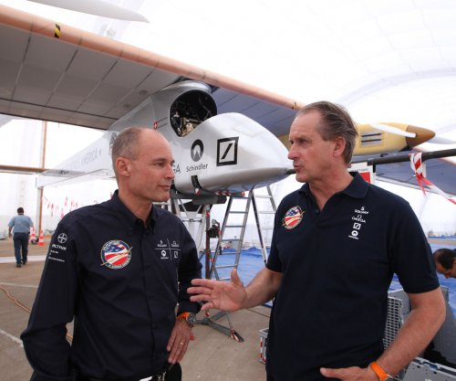 Solar Impulse 2 plane completes historic global flight